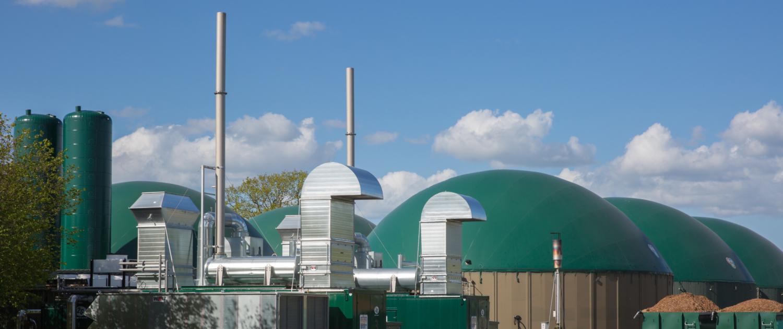 Inhabergeführte Unternehmensberatung übernimmt das Projektmanagement für die Erweiterung und Flexibilisierung von Biogasanlagen und Biomassekraftwerken.