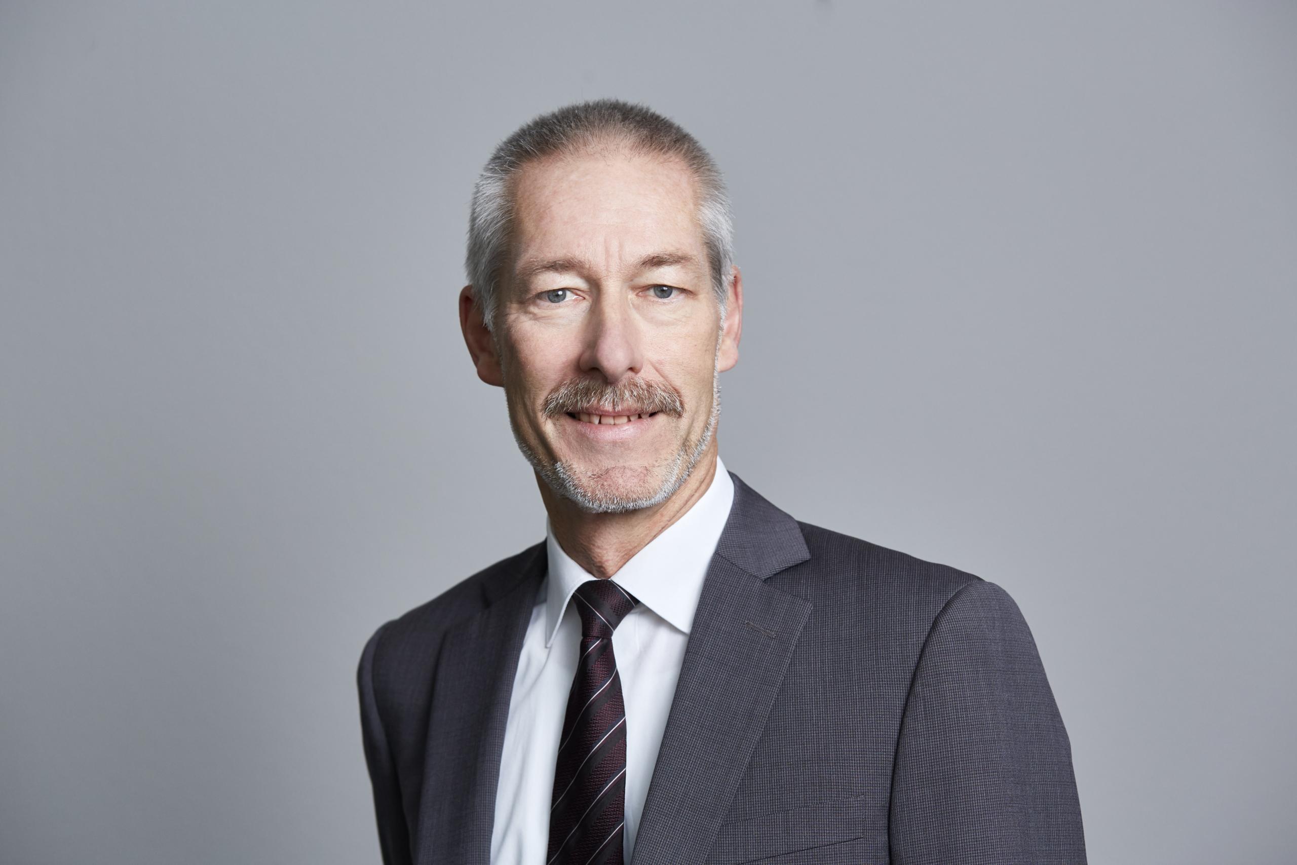 Unternehmensberater Claus-Dieter Pointe
